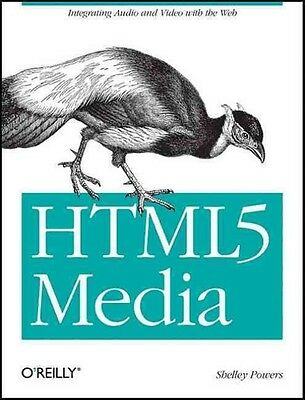 HTML5 Media by Kevin Martin Paperback Book (English)