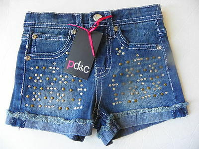Baby  Girls Jeans Short Size 5
