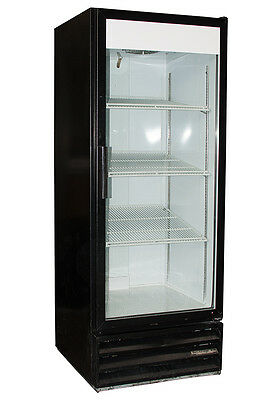 Beverage Air MT-12 12 Cu Ft Glass Door Cooler Merchandiser Display Refrigerator
