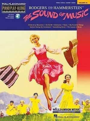 The Sound of Music by Oscar Hammerstein Paperback Book (English)