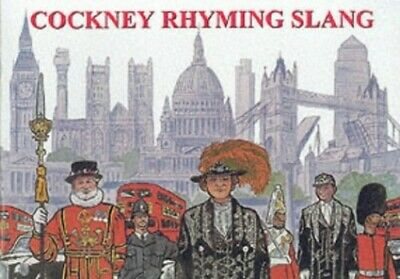Cockney Rhyming Slang by Perkins, D.C. Paperback Book The Cheap Fast Free Post