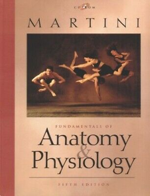 Fundamentals of Anatomy and Physiology, Martini, Frederic H. Hardback Book The