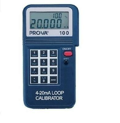 TES PROVA-100 Process Loop Calibrator 4-20mA