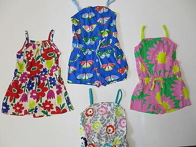 Girls playsuit MINI BODEN  baby 2 3 4 5 6 7 8 9 10 11 12 years NEW!