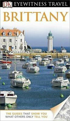 DK Eyewitness Travel Guide: Brittany, Collectif Book