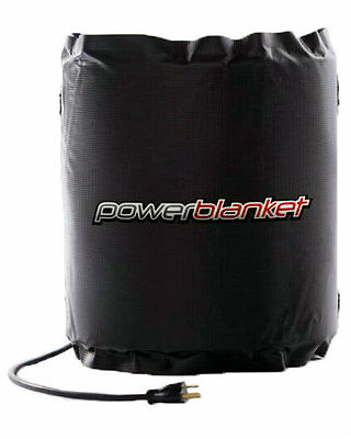 Powerblanket BH05RR - 5 Gallon Bucket Heater - Pail Heater - Clearance  (Rev E)