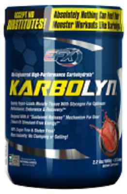 Fitness Supplements Pre-Workout All American - efx KARBOLYN 2.2 LBS FP