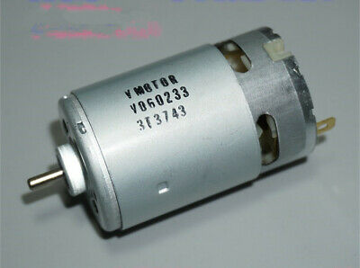 Johnson Electric RS-550  Motor 12V 21000RPM High Speed - 550 Size DC Motor