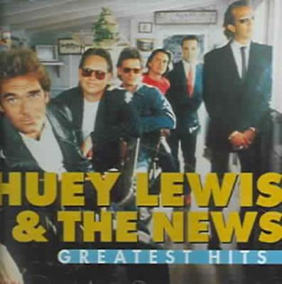 Huey Lewis & The News - Greatest Hits New Cd