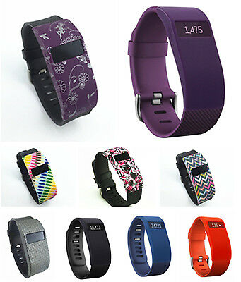 Various colors Band Case Cover  for Fitbit Charge/Fitbit Charge HR -(2 pack)