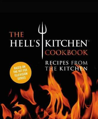 Hell's Kitchen Cookbook -  (Hardcover) New