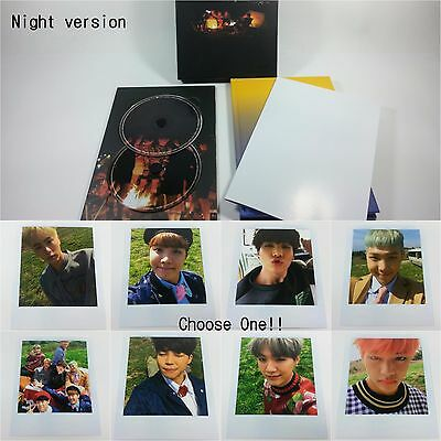 BTS Special Album Young Forever Night ver Opened