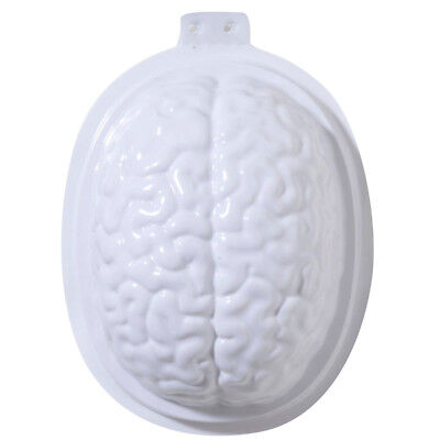 NEW BRAIN JELLY MOLD X 2 Party Supplies