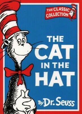 The Cat in the Hat (Dr. Seuss Classic Collection) by Seuss, Dr. Paperback Book
