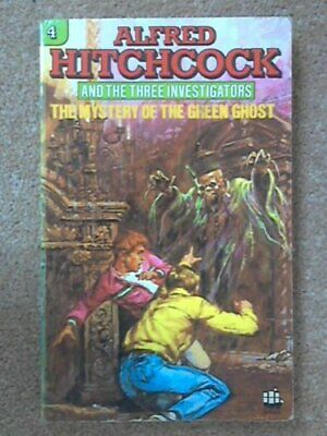 Alfred Hitchcock and the Three Investigators in t... by Arthur, Robert Paperback