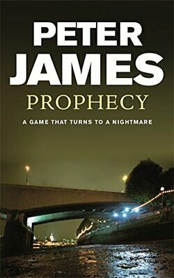 Prophecy by James, Peter Paperback Book The Cheap Fast Free Post