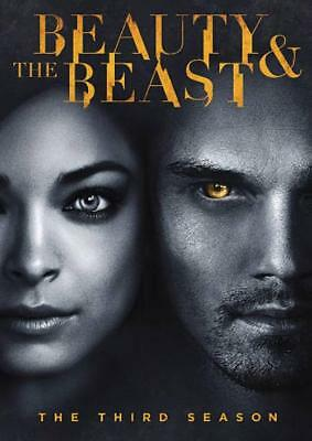 Beauty And The Beast: The Third Season New Dvd