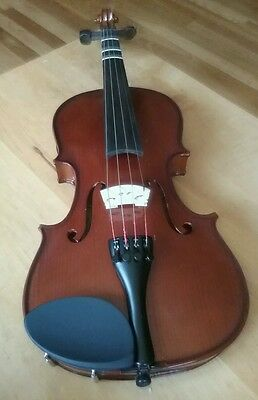 Palatino Violin & Original Case With 5 Strings SET VN-450 Hand Crafted + Rest
