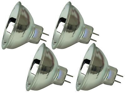 FOUR 250W GX5.3 24V Effects/Projector Bulbs - FREE POSTAGE ***BRAND NEW STOCK***