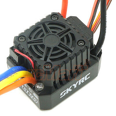 SKYRC TS120A WaterProof Brushless Sensorless ESC RC Cars 4WD Buggy #SK-300065-01