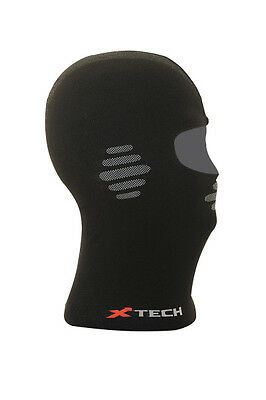 Xtech Sottocasco Passamontagna Game Over In Lycra Xcarbon