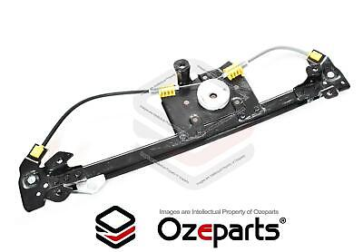REAR LH LHS Left Electric Window Regulator For Holden Astra TS 98~04 REVISED
