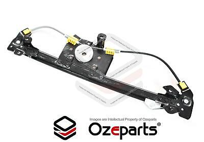 REAR RH RHS Right Electric Window Regulator For Holden Astra TS 98~04 REVISED