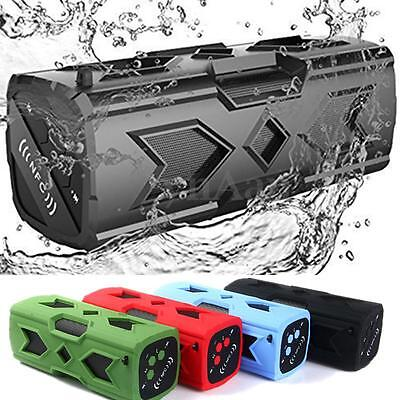 Bluetooth Wireless Speaker SUPER BASS Stereo Portable For Smartphone Tablet PC