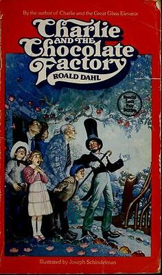 Charlie and the Chocolate Factory by Dahl, Roald