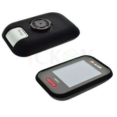 Road/Mountain Bike Cycling Black Protect Silicone Case For GPS Polar V650