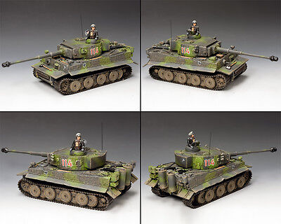 "KING AND COUNTRY ""Kelly's Heroes"" Tiger 114 WW2 WSS323 WS323"