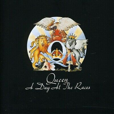 Queen - Day at the Races [New CD] Rmst, Reissue