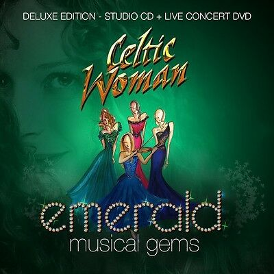 Celtic Woman - Emerald: Musical Gems [New CD] With DVD