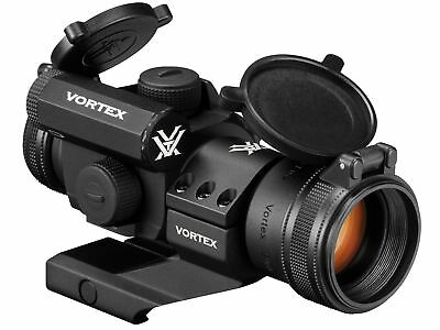 Vortex StrikeFire II Red Dot Sight 30mm Tube 1x4 MOA Red and Green Dot
