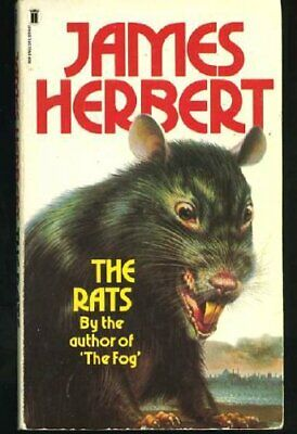 The Rats, James Herbert Book The Cheap Fast Free Post