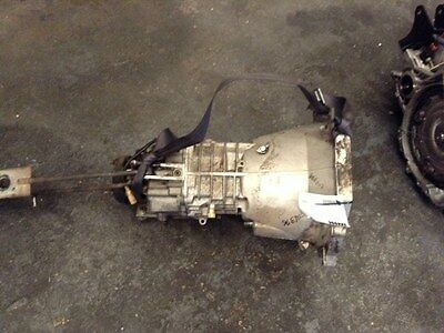Holden Commodore Vy Getrag 5Spd Manual Gear Box