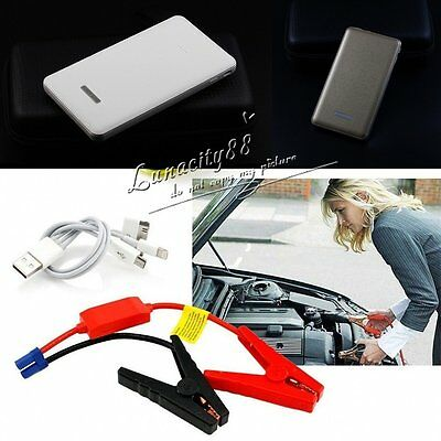 20000mAh Portable Emergency Jump Starter Backup Power Bank Car Charger Battery