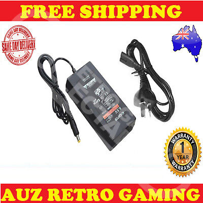 NEW Power Supply Adaptor Cord - For Slimline Slim Playstation 2 PS2 Game Console