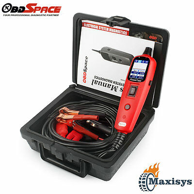 Power Probe Circuit Tester Electrical System PowerScan 12V 24V OBDSPACE OS2600