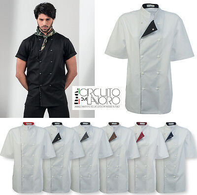 Unisex Korean Style Chef Jacket C12CX