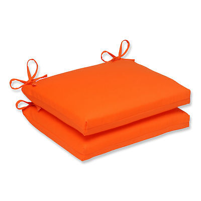 Pillow Perfect Sundeck Outdoor Seat Cushion Set of 2