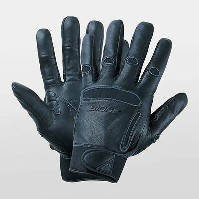 Bionic Classic Leather Grip Horse Riding Gloves For All Equestrian Disciplines