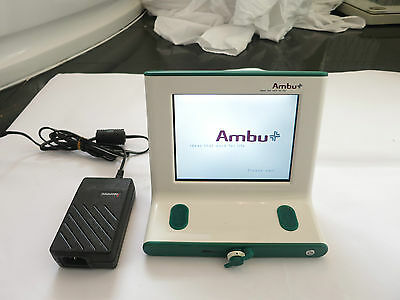 "Ambu Ascope 2 Monitor 6.5"" Colour Tft Lcd Screen Portable Endoscope Tube Viewing"