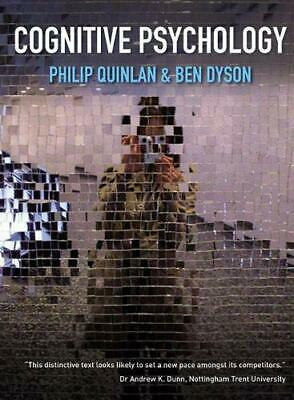 Cognitive Psychology by Dyson, Dr Ben Paperback Book The Cheap Fast Free Post