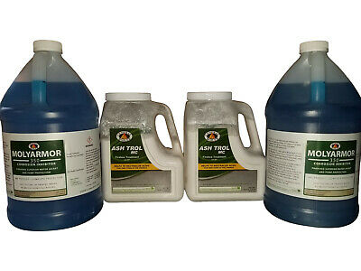 Central Boiler Maintenance Combo Package Deal (2) Ashtrol & (2) Rust Inhibitor