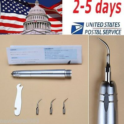 NSK Type Dental Ultrasonic Air Scaler Handpieces Sonic Perio Hygienist 2 Holes