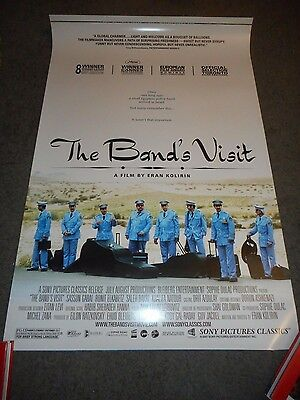 The Band's Visit - Original Ds Rolled Poster - 2007