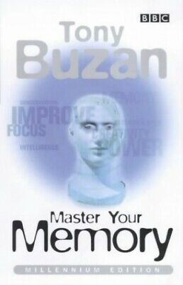 Master Your Memory (The mind set) by Buzan, Tony Paperback Book The Cheap Fast