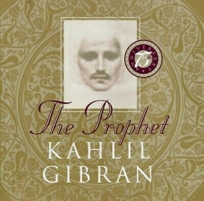 The Prophet by Gibran, Kahlil Hardback Book The Cheap Fast Free Post
