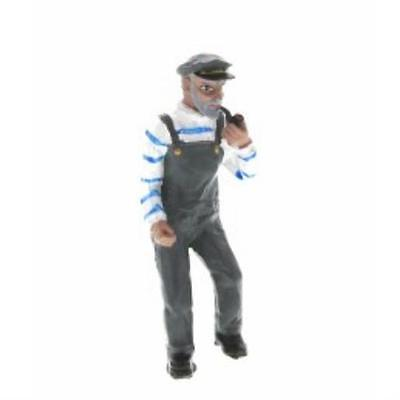 Graupner Skipper 1:28 Scale Resin Figure For Model Boats 375.1